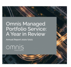 Omnis Managed Portfolio Service: A Year In Review